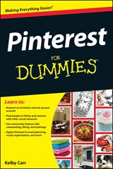 Pinterest For Dummies | Kelby Carr |