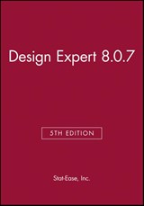 Design Expert 8.0.7 | Stat-Ease, Inc., |
