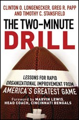 The Two Minute Drill | Clinton O. Longenecker |