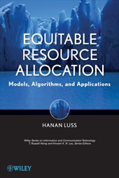Equitable Resource Allocation | Hanan Luss |