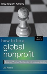How to Be a Global Nonprofit | Lisa Norton |