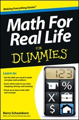 Math for Real Life for Dummies | Schoenborn |