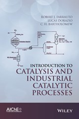 Introduction to Catalysis and Industrial Catalytic Processes | Robert J. Farrauto; C. H. Bartholomew; Lucas Dorazio |