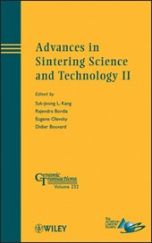 Advances in Sintering Science and Technology II