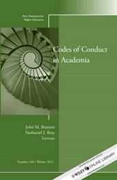 Codes of Conduct in Academia