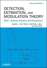 Detection Estimation and Modulation Theory, Part I | Harry L. Van Trees |