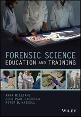 Forensic Science Education and Training | Anna Williams |