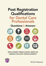 Post Registration Qualifications for Dental Care Professionals | Nicola Rogers |