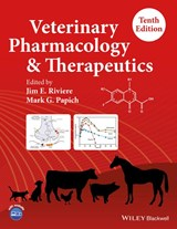 Veterinary Pharmacology and Therapeutics | Jim E. Riviere |