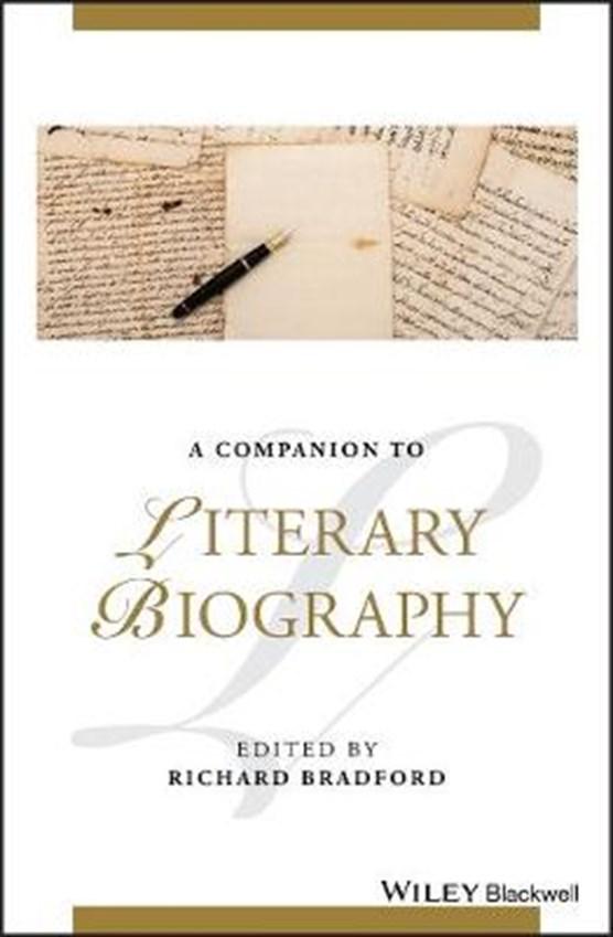 A Companion to Literary Biography