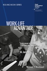 Work-Life Advantage | Al James |