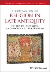 A Companion to Religion in Late Antiquity | auteur onbekend |