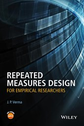 Repeated Measures Design for Empirical Researchers | J. P. Verma |