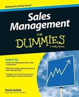 Sales Management for Dummies | Butch Bellah |
