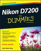 Nikon D7200 For Dummies | KING,  Julie Adair |