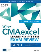 Wiley CMAexcel Learning System Exam Review | Ima |