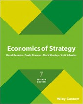 Economics of Strategy 6e International Student Version Premium Custom Edition