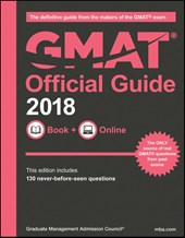 GMAT Official Guide 2018 |  |