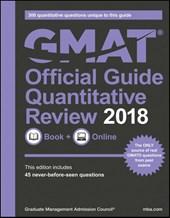 GMAT Official Guide 2018 Quantitative Review