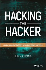 Hacking the Hacker | Roger A. Grimes |