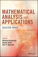 Mathematical Analysis and Applications | Michael Ruzhansky |