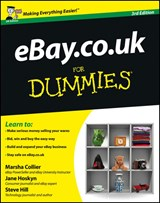 eBay.co.uk For Dummies | Marsha Collier ; Jane Hoskyn ; Steve Hill |
