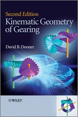 Kinematic Geometry of Gearing | David B. Dooner |