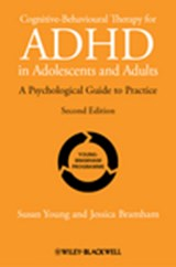 Cognitive-Behavioural Therapy for ADHD in Adolescents and Ad | Susan Young |
