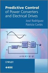 Predictive Control of Power Converters and Electrical Drives | Jose Rodriguez |