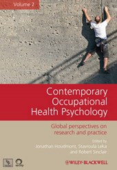 Contemporary Occupational Health Psychology | Jonathan Houdmont |