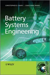Battery Systems Engineering | Christopher D. Rahn |