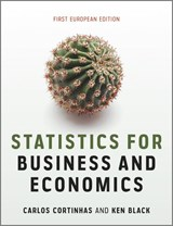 Statistics for Business and Economics | Carlos Cortinhas |