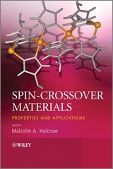 Spin-Crossover Materials | Malcolm A. Halcrow |