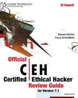 Official Certified Ethical Hacker Review Guide | Steven Defino |