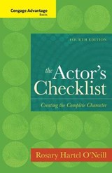 The Actor's Checklist | Rosary O'neill |