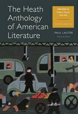 The Heath Anthology of American Literature | Paul Lauter |