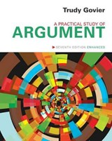 A Practical Study of Argument | Trudy Govier |