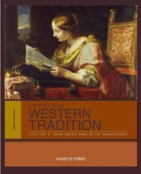 Sources of the Western Tradition | Marvin Perry |