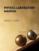 Physics Laboratory Manual | David Loyd |