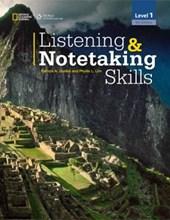 Listening & Notetaking Skills 1 (with Audio script)