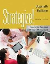 Strategize! | Gopinath, C. ; Siciliano, Julie |