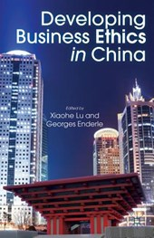 Developing Business Ethics in China
