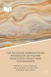 Palgrave International Handbook of Higher Education Policy a