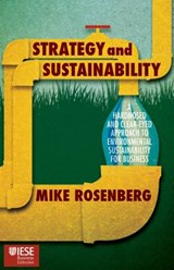 Strategy and Sustainability | Michael Rosenberg |