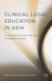 Clinical Legal Education in Asia