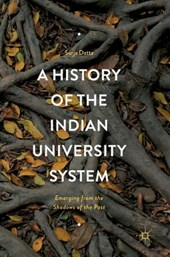 A History of the Indian University System