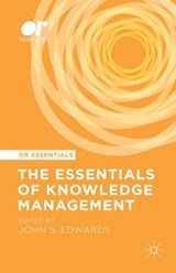 The Essentials of Knowledge Management | auteur onbekend |
