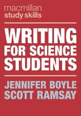 Writing for Science Students | Jennifer Boyle |