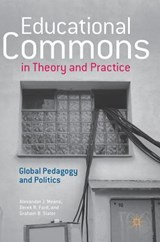Educational Commons in Theory and Practice | auteur onbekend |