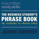 The Business Student's Phrase Book | Jeanne Godfrey |